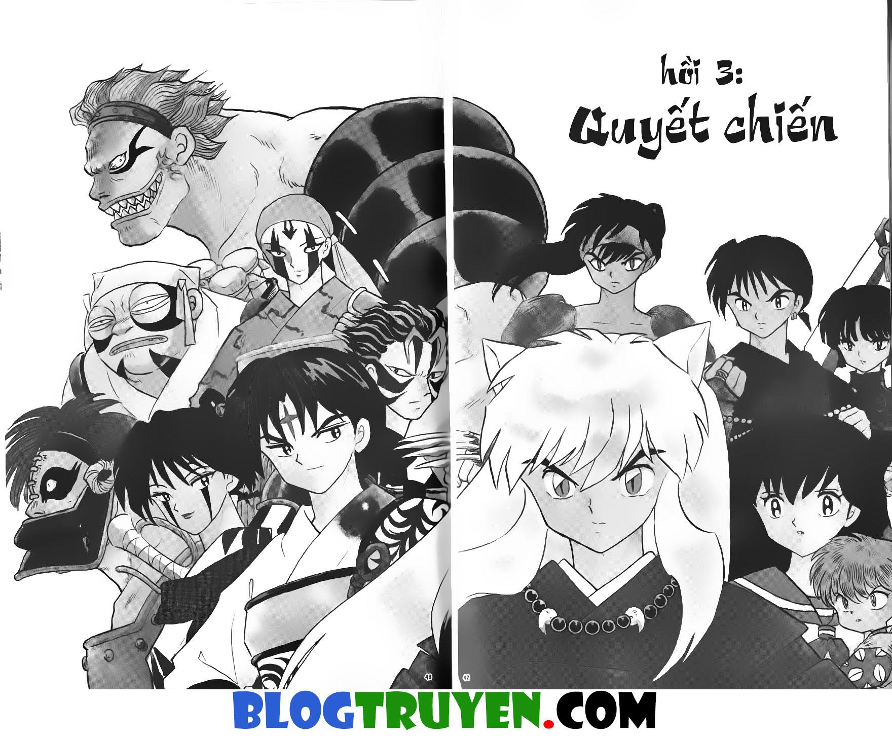 Inuyasha vol 26.3 trang 3