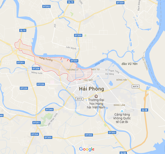 THÔNG TIN TỔNG QUAN DỰ ÁN VINCITY HẢI PHÒNG