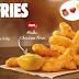"""Chicken Fries retornará ao BURGER KING e o frango está a procura de sua """"batata-metade"""""""