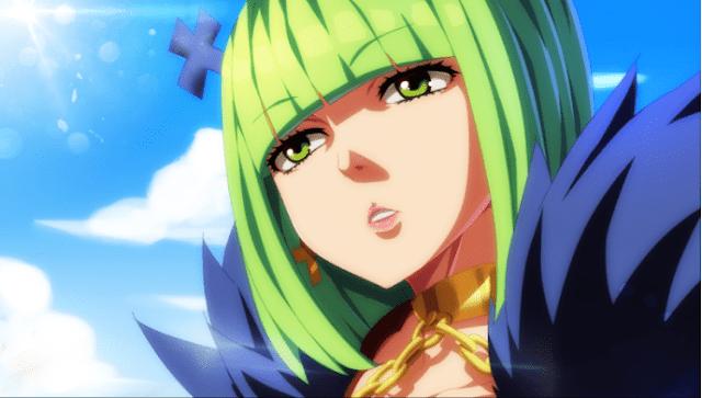 Brandish μ - Anggota Spriggan 12 di Anime Fairy Tail