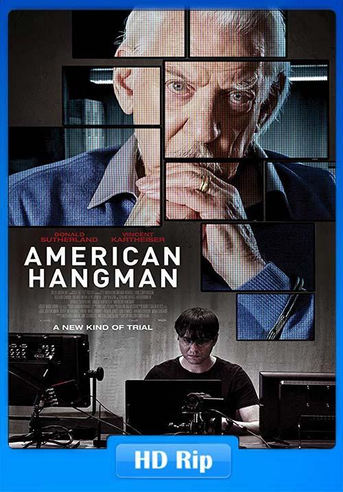 American Hangman 2019 720p WEBRip x264 | 480p 300MB | 100MB HEVC