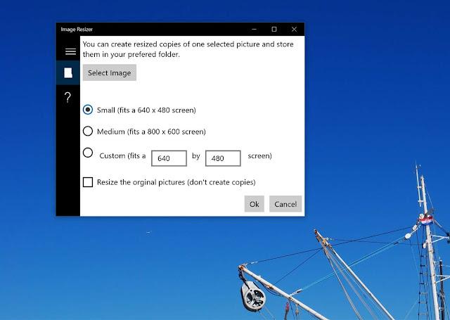 تحميل برنامج تحجيم الصور مجانا للكمبيوتر Resize Image