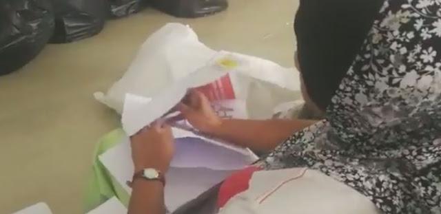KPU: Surat Suara Tercoblos di Selangor Dianggap Tidak Pernah Ada