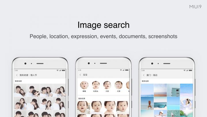 Fitur Image Search yang akan memudahkan kalian mencari koleksi foto