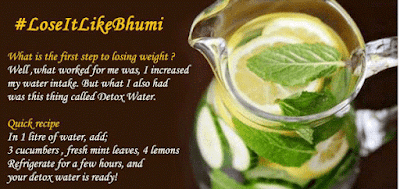 Bhumi Pednekar's Detox Drink Recipe to Lose Weight