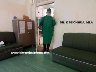 DR. K BEICHHUA MLA