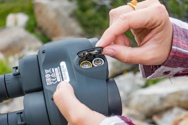 Canon 10x30 IS II  Fernglas mit 10facher Vergrößerung und Bildstabilisator 07