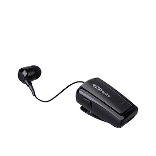 "Portronics Launches ""Harmonics 101""-India's First Retractable Bluetooth Mono Headset"