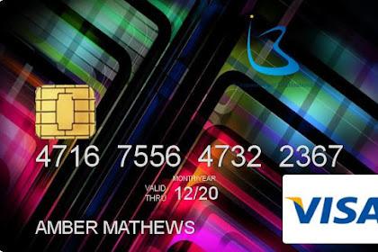 Free credit card leakedin 2019