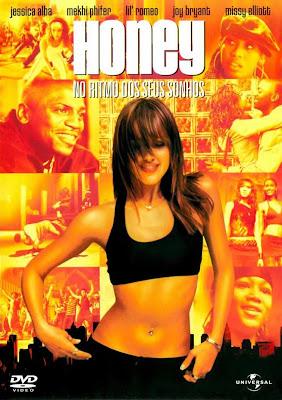 Honey: No Ritmo dos Seus Sonhos - DVDRip Dublado