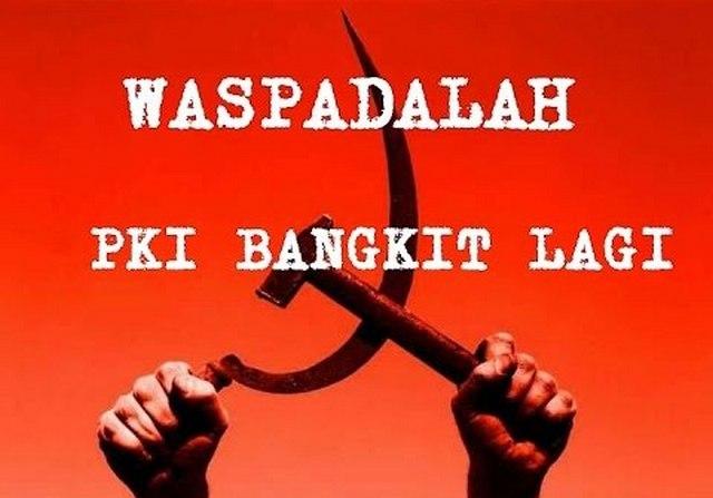 DR. Nuriyati Samatan: Bumi Indonesia terlalu suci untuk dikotori oleh Komunis!