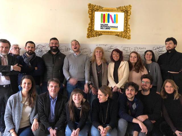 La Diaspora Del Salone Gabo Su Torino