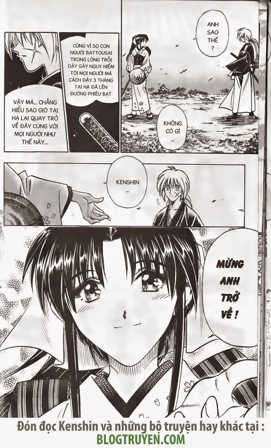 Rurouni Kenshin chap 151 trang 14