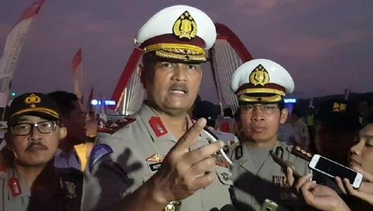 Kakorlantas Tepis 'Tol Jokowi Pembunuh Bayaran': Sudah Layak Uji