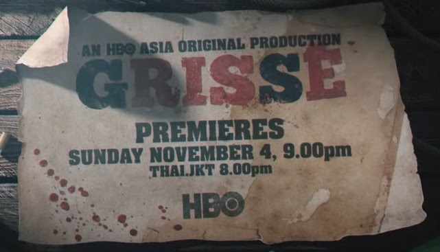 HBO Asia | Grisse Official Trailer