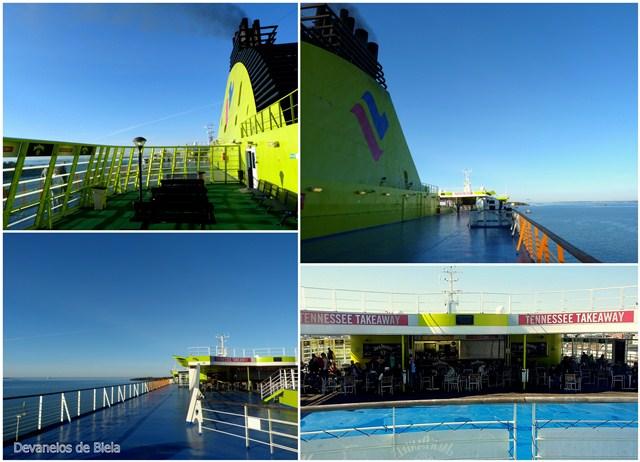 Atravessar o Golfo da Finlândia de navio Tallink