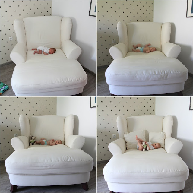 17 wochen baby lu. Black Bedroom Furniture Sets. Home Design Ideas