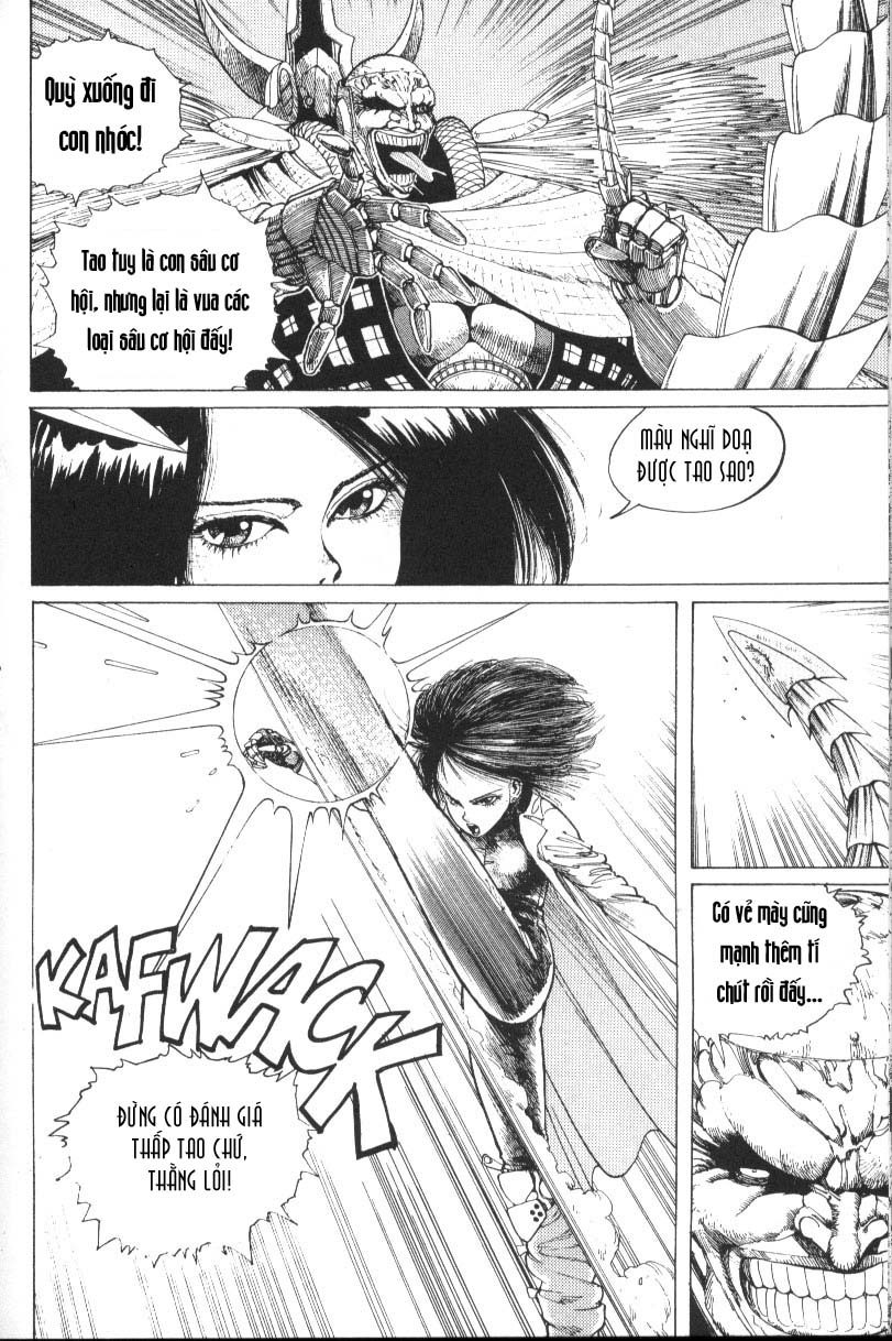 Battle Angel Alita chapter 05 trang 6