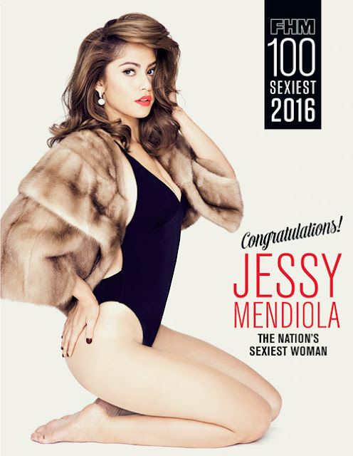 Jessy Mendiola Sexiest Woman 2016 In The Philippines