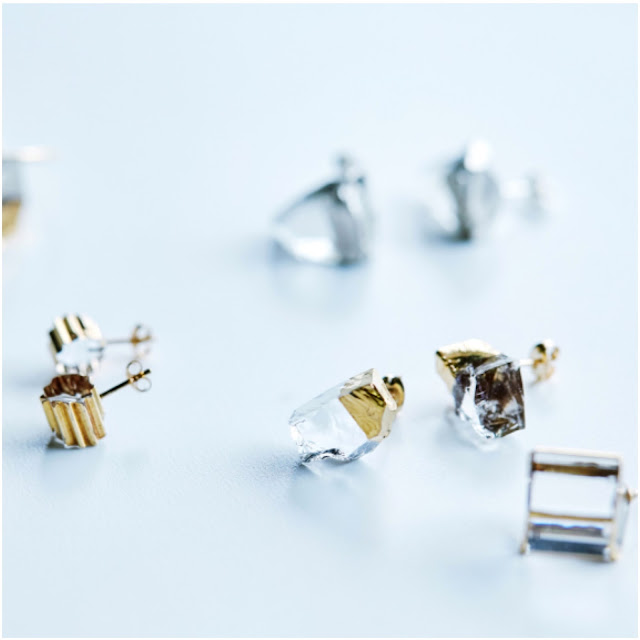 Sorte Glass jewellery by Ryo Sekino andYuko Sekino