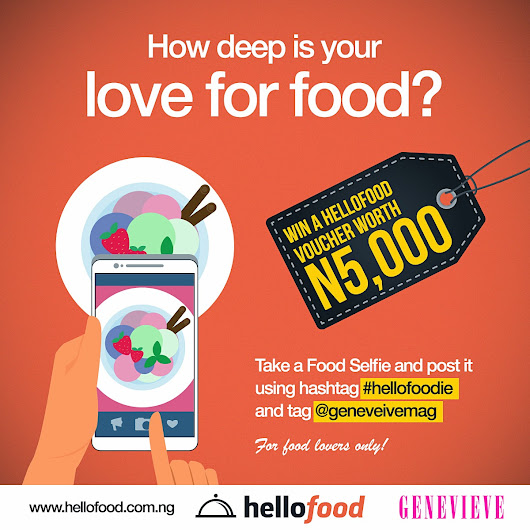 How Deep Is Your Love For Food?