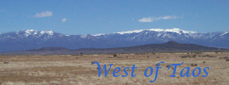 West of Taos