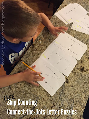 Relentlessly Fun, Deceptively Educational: Skip Counting ...