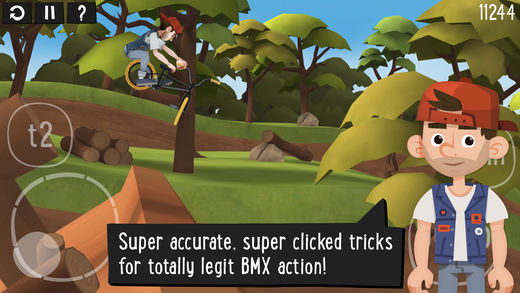 Download Pumped BMX 2 IPA For iOS Free For iPhone And iPad With A Direct Link.