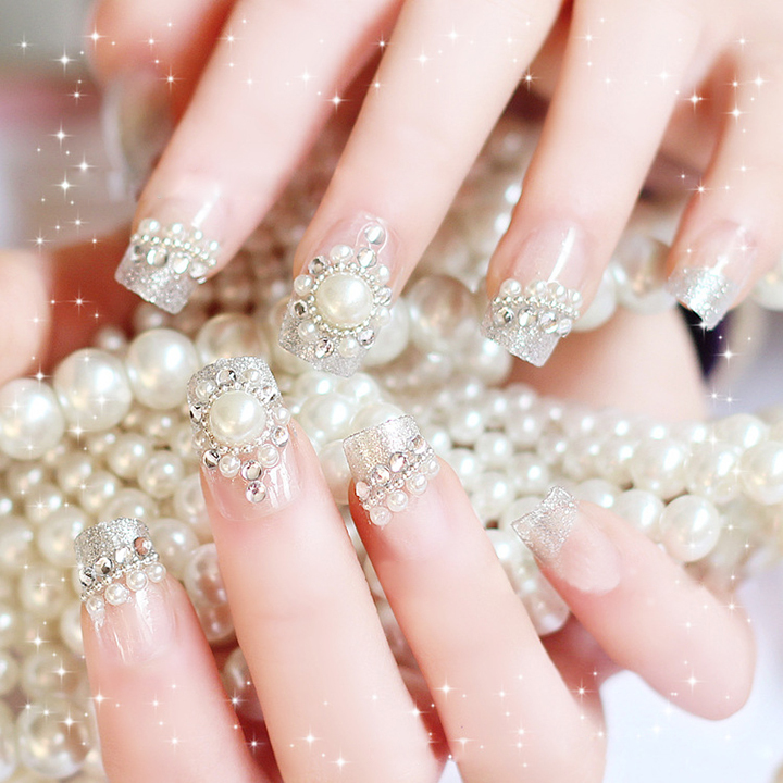 Top 15 Wedding Special Nail Art Designs Collection Perfect Women