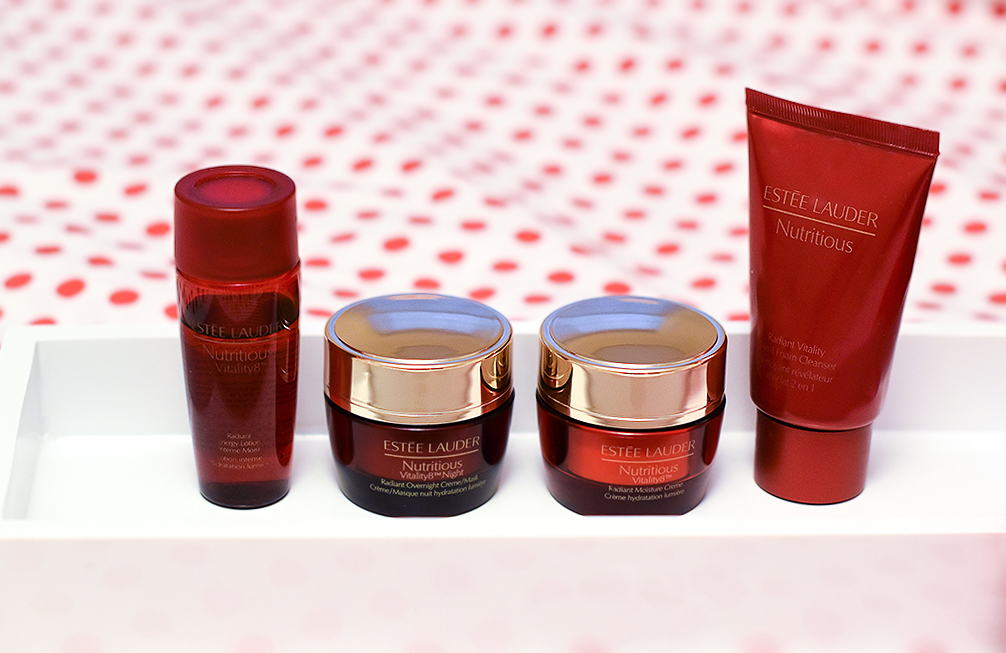 Estee Lauder Nutritious Vitality8 Collection
