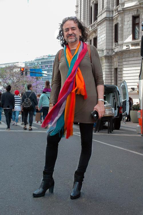 Juan of New Male Fashion fame
