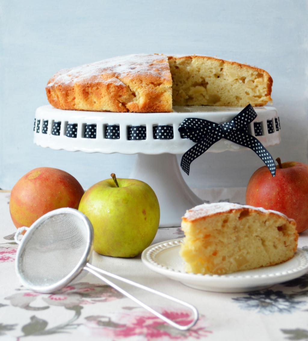 ekspresowe-ciasto-z-jab%C5%82kami Ekspresowe ciasto jabłkowe