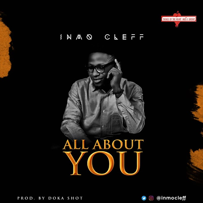 ALL ABOUT YOU BY INMO CLEFF