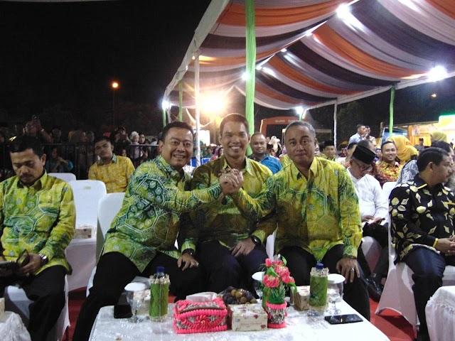 Kapolres Tanjung Balai Menghadiri Acara Pembukaan Hari Jadi Kota Tanjungbalai Ke-398 Tahun 2018