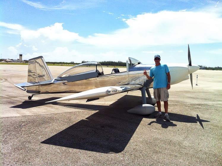 Welcome to JT's RV8 Aircraft Factory!