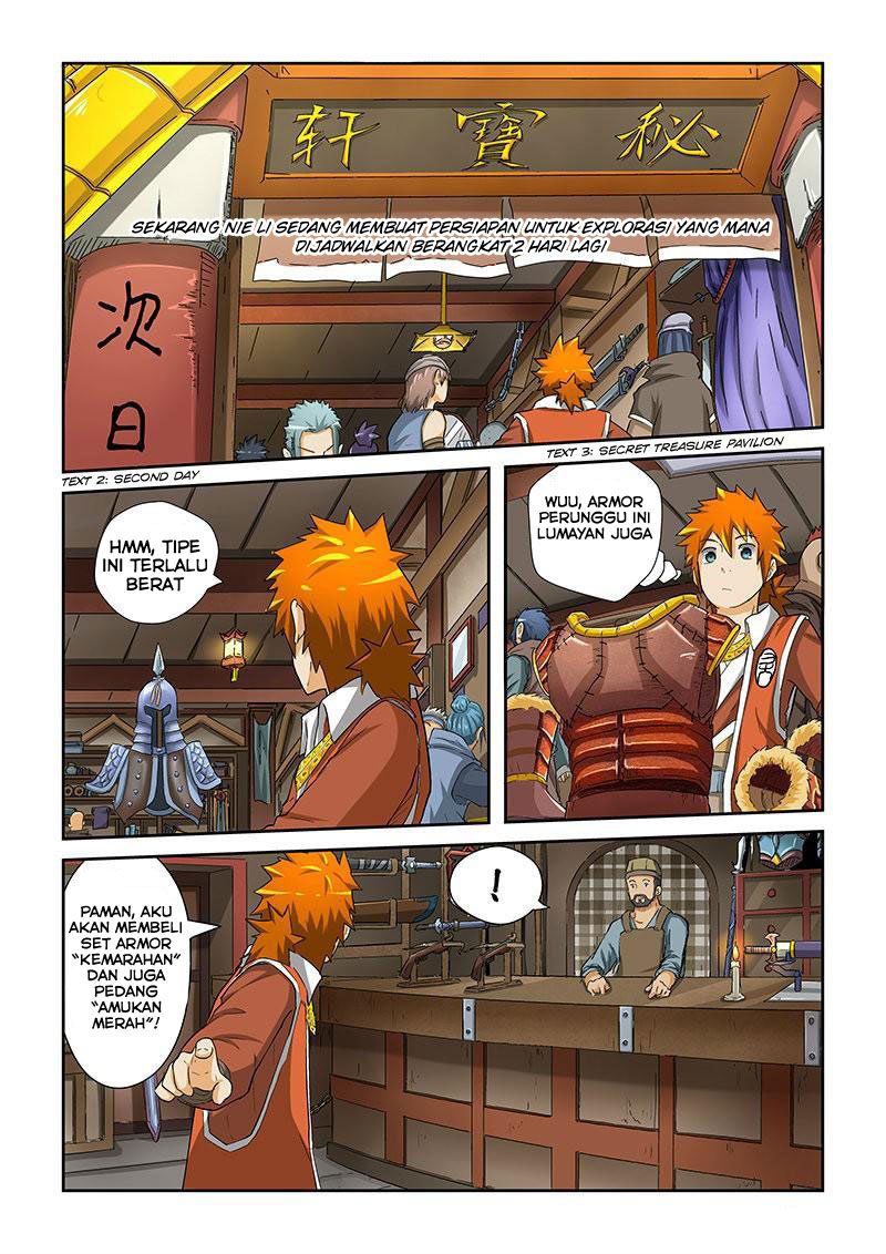 Tales of Demons and Gods Chapter 33