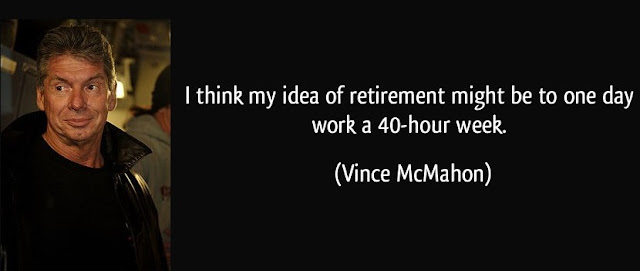 Vince McMahon Quoted