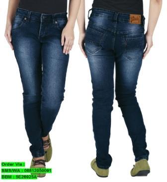Celana Jeans Cewek Raindoz RBE 008