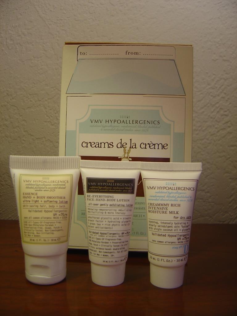 VMV Hypoallergenics Creams de la Creme Gift Set.jpeg