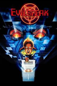 Poster Evilspeak