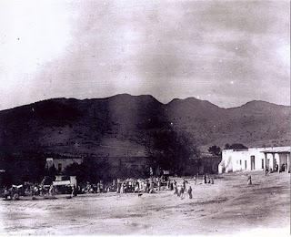 Cuando no existía el palacio municipal de Tepotzotlán