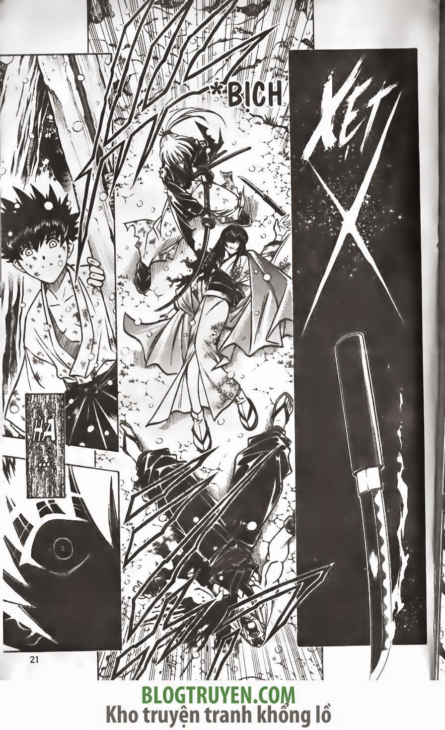 Rurouni Kenshin chap 178 trang 18