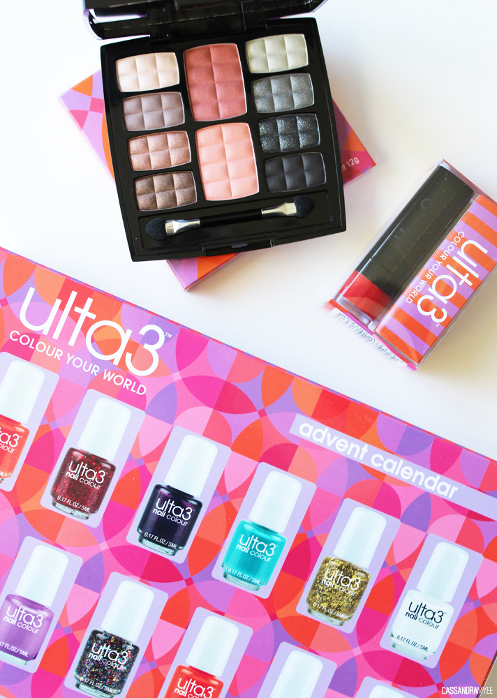 ULTA3 // Christmas Gift Sets + Nail Polish Advent Calender - CassandraMyee