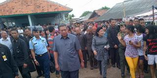 Ini hinaan paling parah pada presiden Soeharto, Mega dan SBY