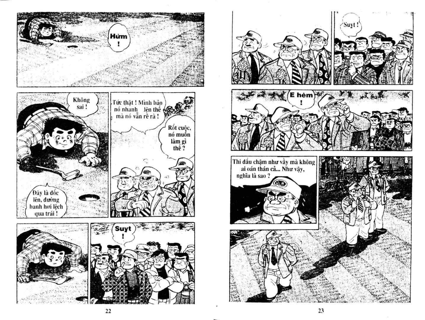 Ashita Tenki ni Naare chapter 9 trang 10