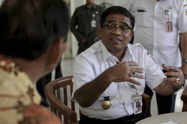 Demi Perampingan, Soni Rombak Sejumlah Pejabat di Pemprov DKI : Berita Terbaru Hari Ini