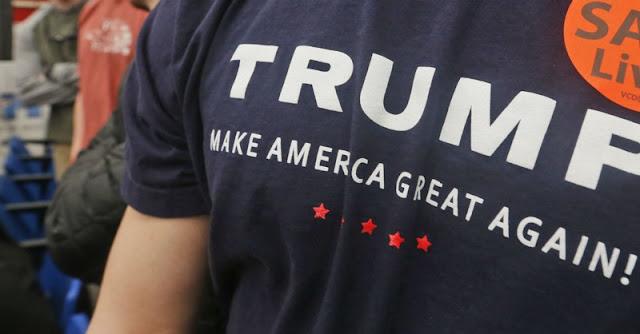 American president Triump