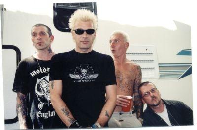 gbh punk junkies