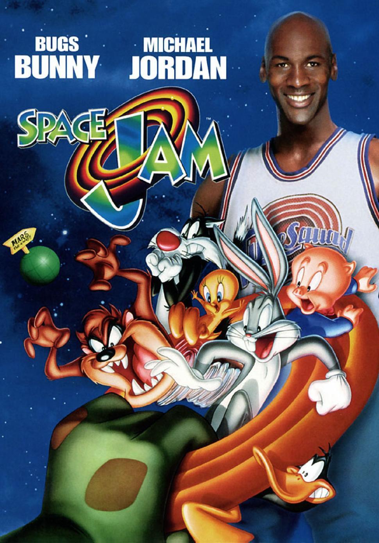 Space Jam [1996] [DVDR] [NTSC] [Latino]