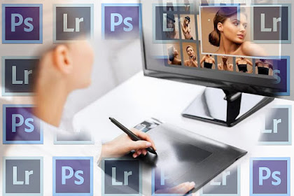 Pilih Mana, Ngedit Foto Pakai Photoshop Atau Lightroom?